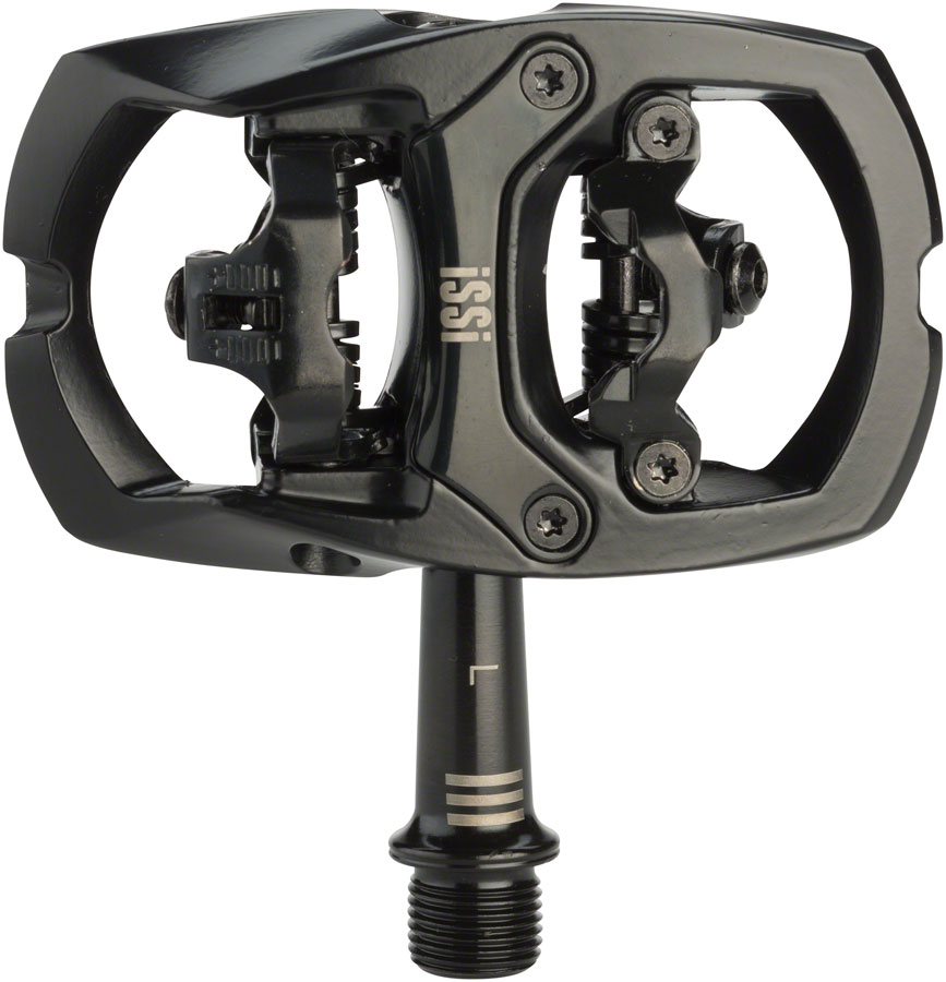 """iSSi Trail III Pedals Dual Sided Clipless with Platform Aluminum 9//16/"""" Spindal"""